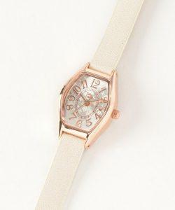 ラシットの腕時計