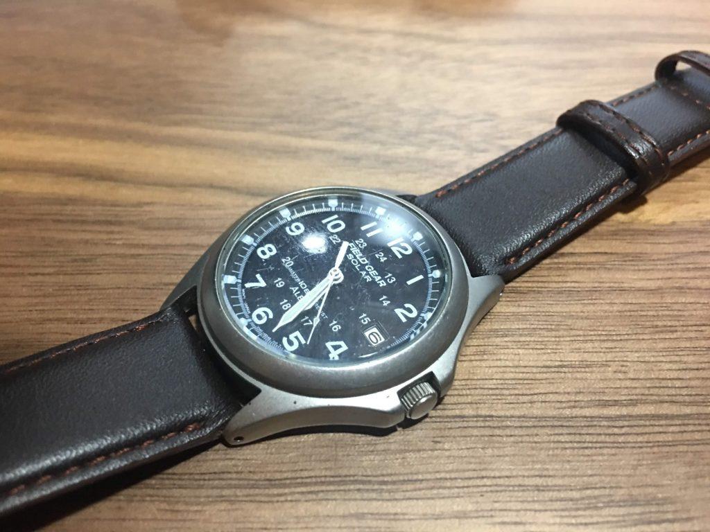 アルバ 時計